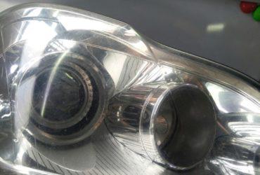 Mercedes GL W164 замена линз