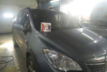 Opel Mokka 2012 надоело морозить …опу…