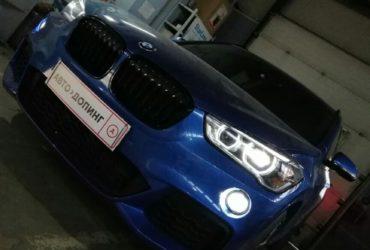 BMW X4 автозапуск, но чтобы не угнали!!!