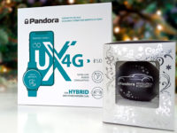 Pandora UX-4G поступает в продажу